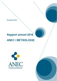 Rapport annuel 2016 - GIE ANEC