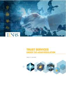 Trust Services under the eIDAS Regulation