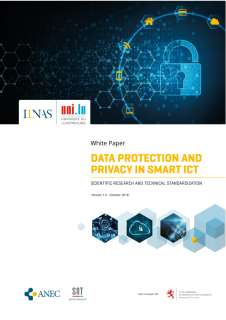 White Paper Data Protection and Privacy in Smart ICT – October 2018