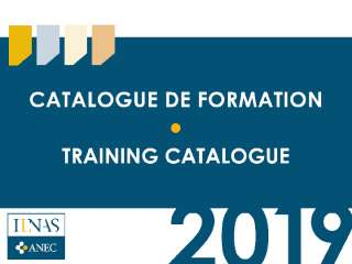 Catalogue de formation continue en normalisation 2019