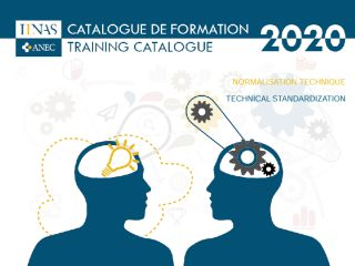 Catalogue de formation continue en normalisation 2020